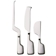 Cheese knives, set of 3     Manufacturer: Hackman     Design: Eva Moritz, Peter Moritz