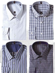Classic Button-downs.