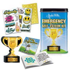 Emergency Self-Esteem Kit