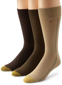 8ee0190f5a Gold Toe Men s Crew Fashion Patterned Dress Sock  Men s dress socks by  goldtoe-quality you can rely on