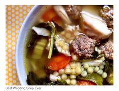 Recipe: Best Wedding Soup Ever!