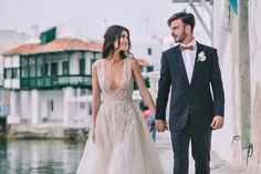 Mykonos wedding Photographer | Styled Photo shoot