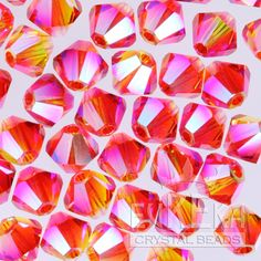Eureka Crystal Beads - FIREOPAL AB2X