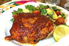 Mexican Adobo Recipe for Chicken Thighs