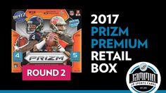 Round 2 - 2017 Prizm Football Target Exclusive Premium Box