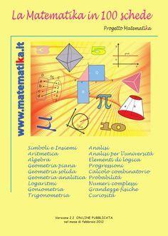 Questa guida è una raccolta dei principali argomenti di matematica trattati nella scuola media inferiore e nella scuola media superiore e con alcuni moduli di analisi matematica  per l'università.