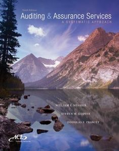 Foundations of financial management 16th edition test bank block test bank for auditing and assurance services a systematic approach 9th edition messier glover fandeluxe Gallery