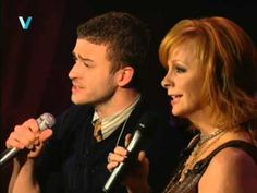 Justin Timberlake feat Reba McEntire  - the only promise that remains (live at Oprah 19-07-2007)