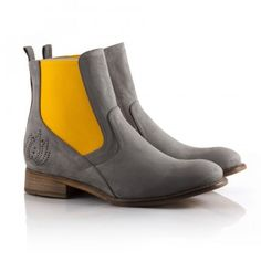 Bourgeois Boheme boots I so want these they are fun, stylish and vegan!