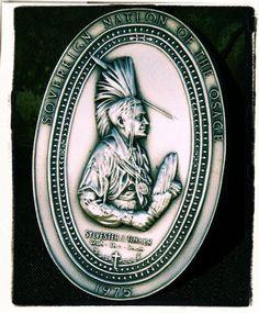Osage Peace Medal