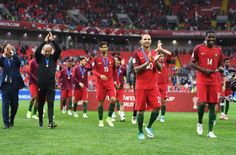This afternoon, Portugal defeated Mexico to win the third place at the FIFA Confederations Cup in Russia.   The Portuguese team edged out Mexico with a 2-1 extra-time win.  Mexican goalkeeper Guillermo Ochoa saved Andre Silva's penalty early on but trailed to Luis Neto's own goal in the 54th...