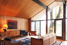Architect Saul Zaik designed and built his own home in 1959; hes opening it up for tours May 11.