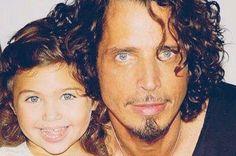 Chris Cornell, Vicky Cornell, Most Beautiful Man, Beautiful People, Beautiful Eyes, Gorgeous Men, Remembering Dad, Pearl Jam Eddie Vedder, Seattle