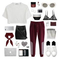 """""""Yoins/12"""" by jesicacecillia ❤ liked on Polyvore featuring Hope, Acne Studios, Madewell, Chloé, iittala, L.L.Bean, Monki, Fujifilm, Serge Normant and Royce Leather"""