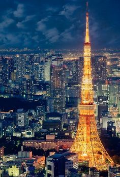 : Tokyo Tower, Japan