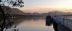 Pooley Bridge Dock, Ullswater, Cumbria