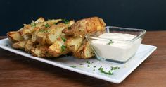 There isn't much better than a crispy yet tender thick-cut potato wedge. These things are great with breakfast, a burger, or just about every meal in between. We've found a way to take these to the next level with some spices and cheesy goodness that will put your wedge over the edge. What You'll Need: … Continued