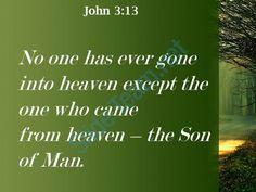 john 3 13 the one who came from heaven powerpoint church sermon Slide03http://www.slideteam.net