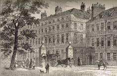 Storey's Gate St James's Park