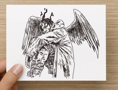 Travis Scott Birds in the Trap Sing McKnight Valentines / Anniversary / Birthday / Christmas Card // Babes & Gents // www.babesngents.com