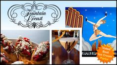Get $14 worth of lunch & drinks for only $7 at The Fountain on Locust