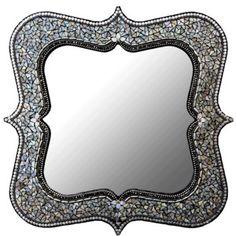 mirror mirror by zetamari  Fab.com | Elegant Mosaic Mirrors