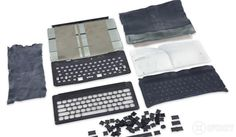iPad Pro Smart Keyboard teardown shows off clever internals, scores 0/10 for repairability