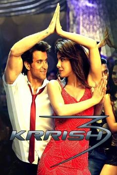 Krrish 3 - his arms are fabulous in this movie!