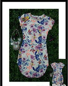 Vestido flores $320 haz tu compra en jackymakeupPDC en Facebook o whatsapp 9842169599
