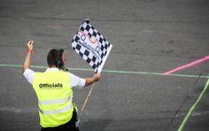 Flag off your team towards the ultimate world of Formula Student. #FSG #formulastudent  #triumphantracers Courtesy : FSG Media.