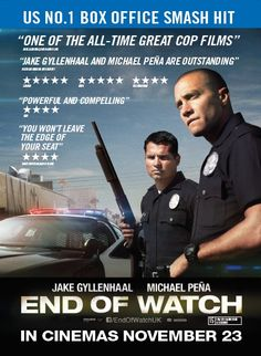 End of Watch - in Showcase Cinemas