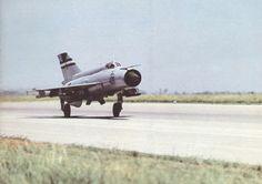Yugoslav Air Force MiG-21bis take-off