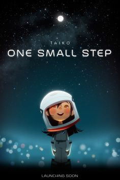 🎈 Oscars / ONE SMALL STEP ( nominee best animated short film ) Bobby Pontillas & Andrew Chesworth / Chinese American girl dreams of becoming an astronaut ( Children's Book Illustration, Illustrations, Chinese American, American Girl, One Small Step, Disney Artists, Streaming Vf, Animation Film, Short Film
