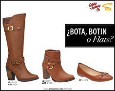 El color lo tienes, ahora decide bota, botín o flats... ¡se valen los tres!