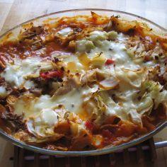 Kasvis-kaalilaatikko - Kotikokki.net - reseptit Cheap Vegan Meals, Vegan Foods, Lasagna, Mashed Potatoes, Cauliflower, Macaroni And Cheese, Vegetarian Recipes, Good Food, Food And Drink
