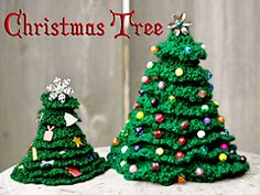 Ravelry: Christmas Tree pattern by Helen Free