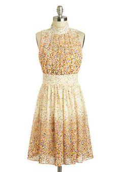 Windy City Dress in Confetti, #ModCloth $64.99