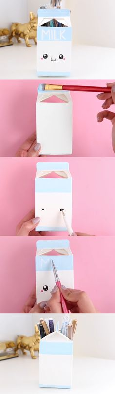 Cute Pen/Pencil Holder Part 2|Nim C