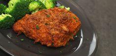 Paprika Parmesan Chicken