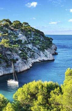Nice (Villefranche), France. Discover the rich and varied charms of the Côte d'Azur, better known as the French Riviera. Three of its famous jewels include Cannes, Grasse, and St. Paul.