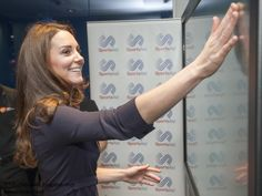 Duchess Kate: Kate in GOAT for SportsAid Workshop