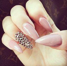 nails, pink, and nail art kép