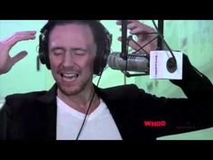 Tom Hiddleston Funny. The footage contained within will make you fall in love if you aren't there already.
