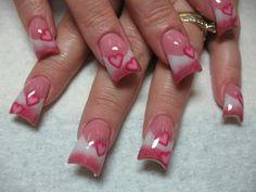 Happy Valentine's Day Nail Art - NAILS Magazine
