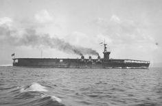 """IJN light aircraft carrier """"Hosho"""""""