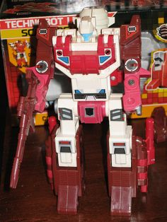 Scattershot G1 Transformers Autobot Retro 80/'s Art magnet collectible