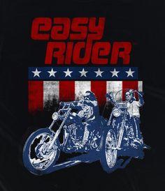 Old Motorcycles, Harley Davidson Motorcycles, Easy Rider, Biker Movies, David Mann Art, Art History Lessons, Moto Bike, Biker T Shirts, Bike Art