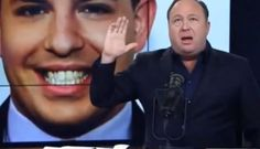 Alex Jones: God Will Destroy 'Demon Spawn' CNN Reporter Brian Stelter