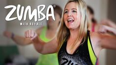 """""""Whistle"""" - Zumba With Royale"""