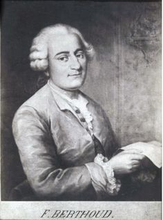 History Birth 1727 of Ferdinand Berthoud in Plancement sur Couvet (Switzerland). He settled in Paris (where he died in 1807) and became known as one of the most outstanding manufacturers of marine timekeepers of his era.